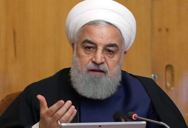 President Rouhani slams plans for Israel presence in Persian Gulf