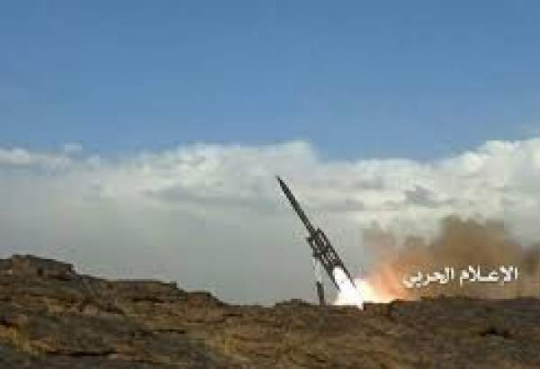 Yemeni forces target Najran airport with ballistic missilesv