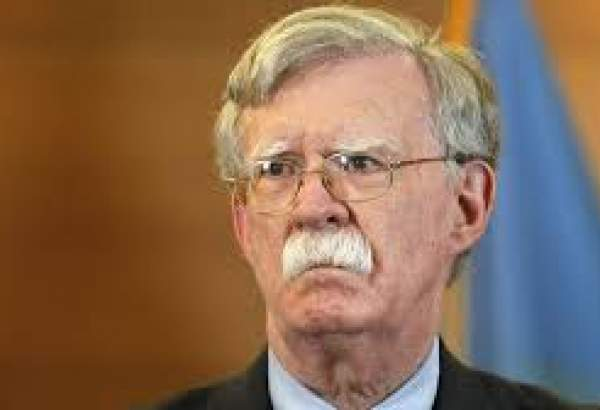US National Security Advisor John Bolton fired