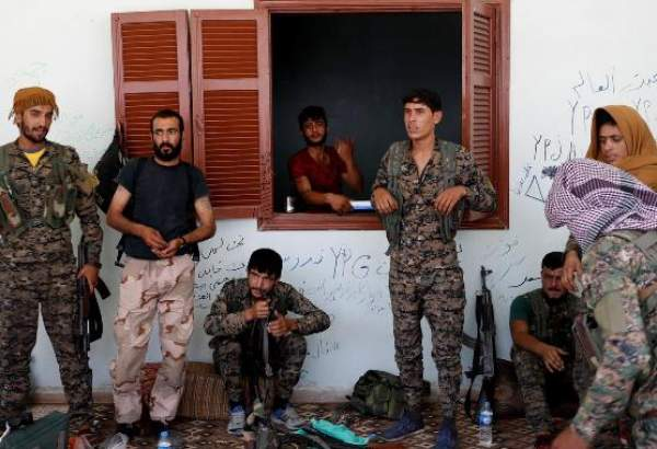Syrian Kurds eye talks with Damascus as US announces withdrawal