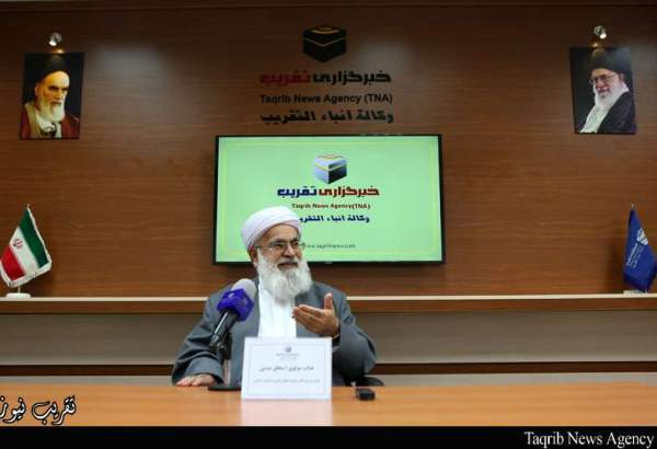 """Shia, Sunni unite in Arba'een march"", Sunni scholar"