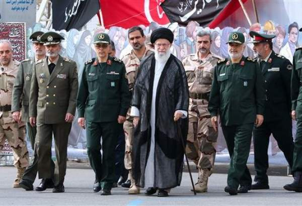 Ayatollah Khamenei urges IRGC to prepare against enemy