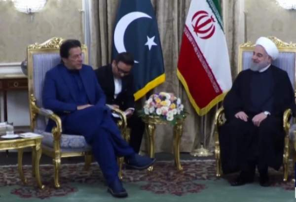 Pakistani PM in Tehran, says held