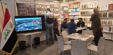 Visitors welcome Islamic publications in Frankfurt Book Fair