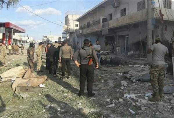 Over a dozen killed in Syria's Tal Abyad car bomb explosion