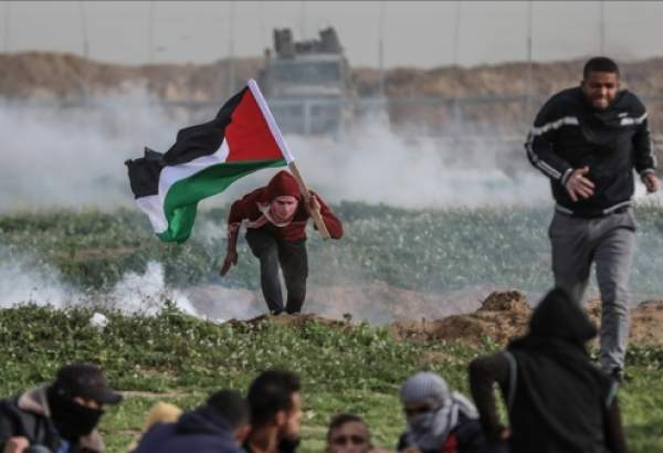 69 Palestinians injured in Israel attack on anti-occupation protests