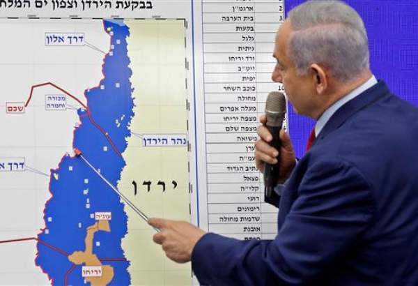 US Jews warn Israeli officials of West Bank annexation