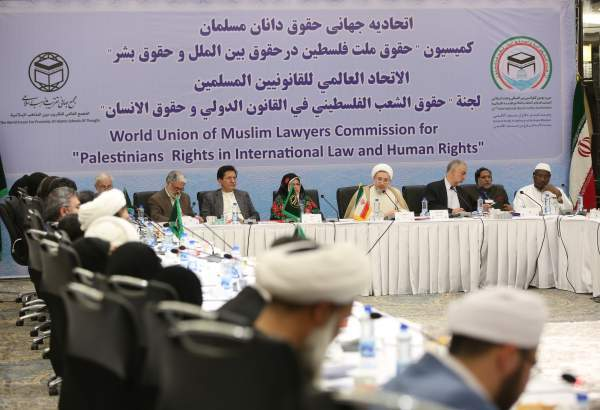 Right committee denounces violation of human rights in Palestine