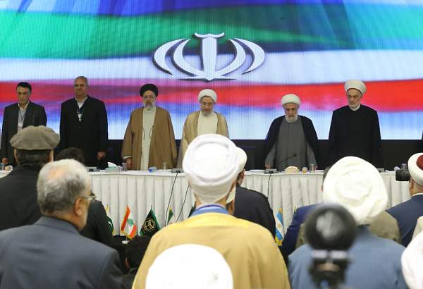 Closing ceremony of 33rd Islamic Unity Conference 2 (photo)