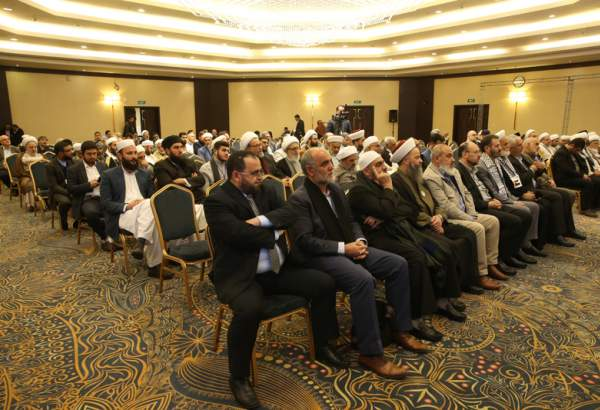 Final session of 33rd Islamic Unity Conference was held with Ayatollah Reeisi in attendance