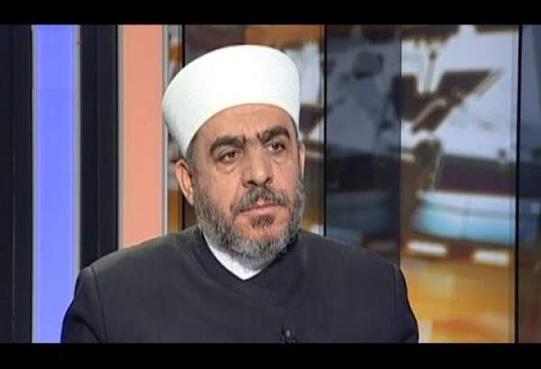 """Islamic nation's resistance targeting Israeli regime"", Syrian cleric"