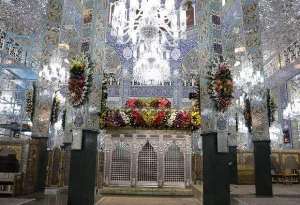 "Holy shrine of Hazrat Zeynab decorated on lady's birth anniversary (photo)  <img src=""/images/picture_icon.png"" width=""13"" height=""13"" border=""0"" align=""top"">"