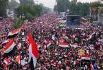 Huge turnout in Baghdad; second slap to US