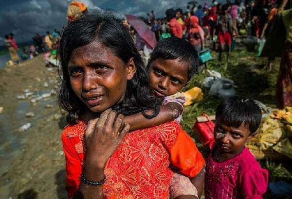 Europeans demand Rohingya justice at UN