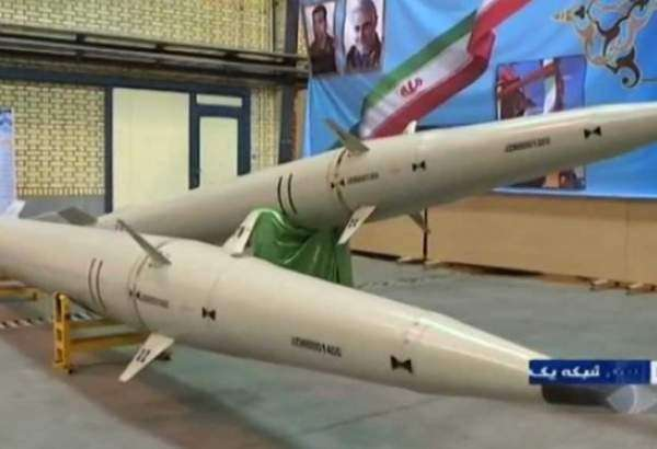 Iran unveils new missile, satellite carriers' propellant