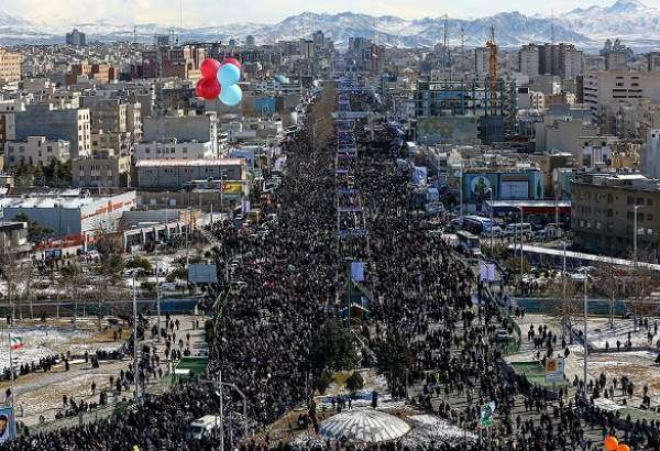 "People in Tehran mark 41st anniversary of Islamic Revolution (photo)  <img src=""/images/picture_icon.png"" width=""13"" height=""13"" border=""0"" align=""top"">"