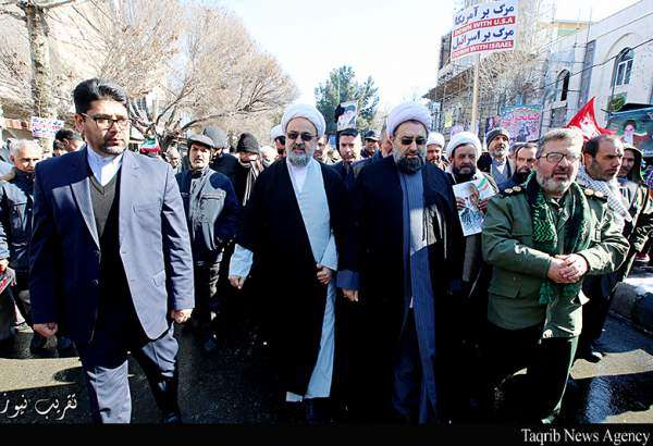 "Huj. Shahriari attended 41st anniversary of Islamic Revolution (photo)  <img src=""/images/picture_icon.png"" width=""13"" height=""13"" border=""0"" align=""top"">"