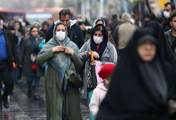 Iranians wear mask in public as 8 death cases caused by coronovirus has been confirmed by government.