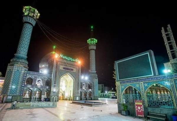 "Imamzadeh Saleh holy shrine in northern Tehran (photo)  <img src=""/images/picture_icon.png"" width=""13"" height=""13"" border=""0"" align=""top"">"