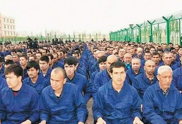 China sends Uyghur Muslims to work in factories for global giants
