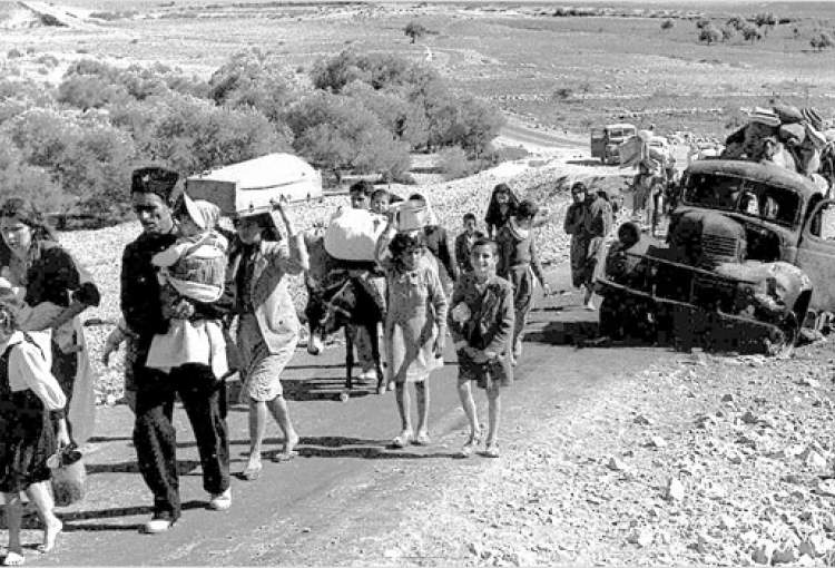 Israel Systematically Hides Documents Related to Nakba
