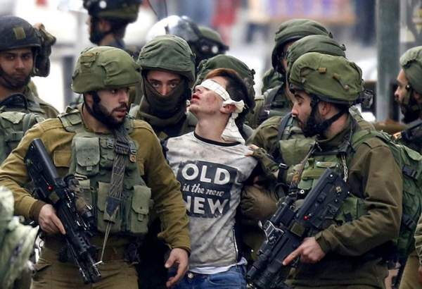 "Global silence on Israel's abuse of Palestinian children (photo)  <img src=""/images/picture_icon.png"" width=""13"" height=""13"" border=""0"" align=""top"">"
