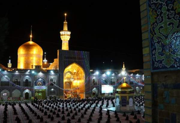 "Gratitude ritual held for reopening of holy shrine of Imam Reza (AS), Iran (photo)  <img src=""/images/picture_icon.png"" width=""13"" height=""13"" border=""0"" align=""top"">"
