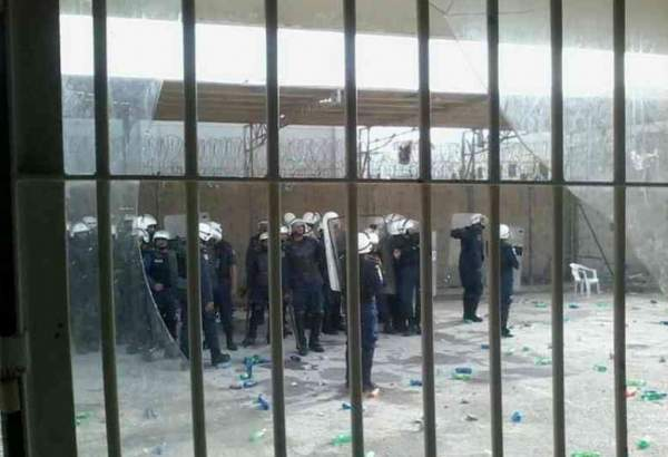 Bahraini forces attack inmates attending mourning ceremony