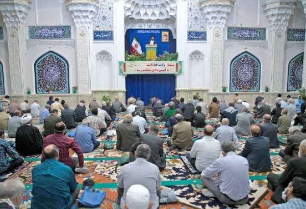 "Iran's Ardabil city holds first congregational Friday prayer in four months (photo)  <img src=""/images/picture_icon.png"" width=""13"" height=""13"" border=""0"" align=""top"">"