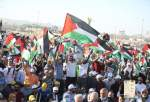 Palestinians gather to condemn Israel's annexation plan (photo)