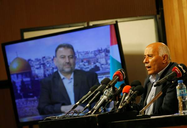 Palestinian movements Hamas, Fatah join hands against Israeli plan for annexation