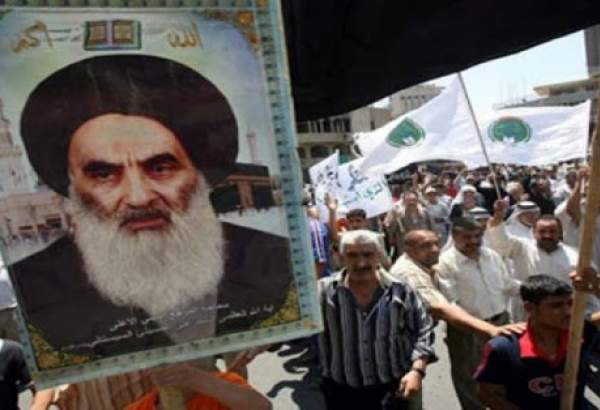 Iraqi officials denounce Saudi paper over Ayatollah Sistani cartoon