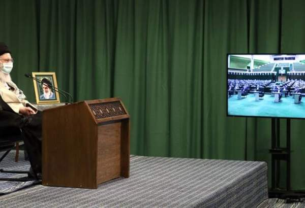 Supreme Leader addresses new Parliament in video conference (photo)