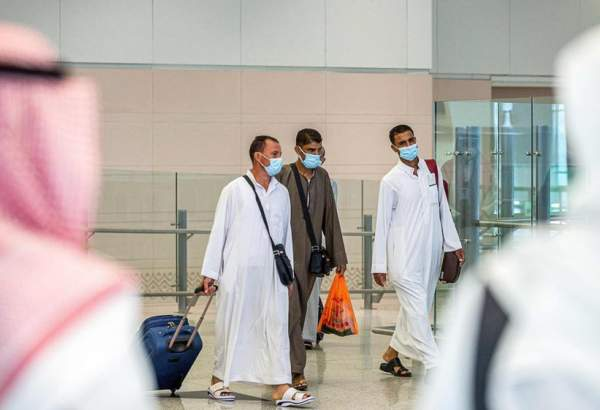 "Pilgrims of Hajj 2020 arrive in Mecca (photo)  <img src=""/images/picture_icon.png"" width=""13"" height=""13"" border=""0"" align=""top"">"