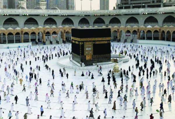 "Pilgrims end Hajj 2020 amid protections against coronavirus pandemic (photo)  <img src=""/images/picture_icon.png"" width=""13"" height=""13"" border=""0"" align=""top"">"