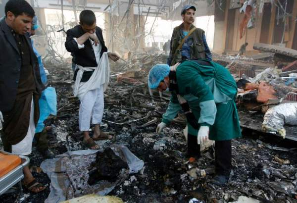 Ansarullah says Yemen under Saudi attacks due to anti-Israel stance