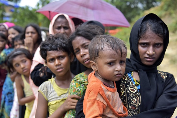 Oppression of Rohingya Muslim minority older than Myanmar