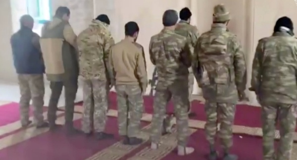 First Friday prayer held in Shusha Mosque, Azerbaijan (video)