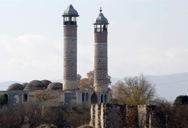 "Agdam town in ruins (photo)  <img src=""/images/picture_icon.png"" width=""13"" height=""13"" border=""0"" align=""top"">"