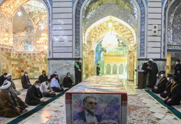 "Funeral ceremony of Iran's assassinated scientist Fakhrizadeh held in Qom (photo)  <img src=""/images/picture_icon.png"" width=""13"" height=""13"" border=""0"" align=""top"">"