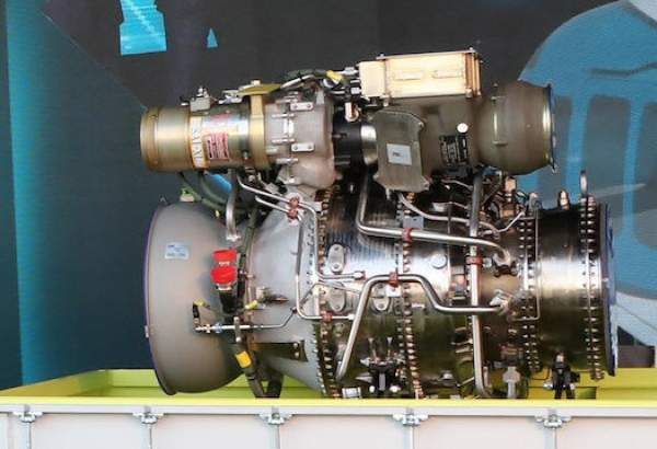 Home-made helicopter engine unveiled in Turkey