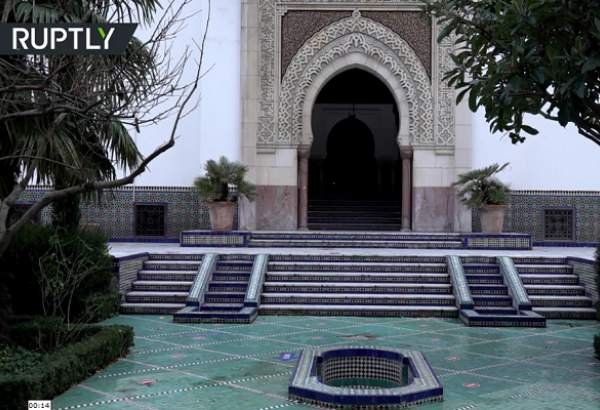 Paris mosque reopened with Adhan (video)