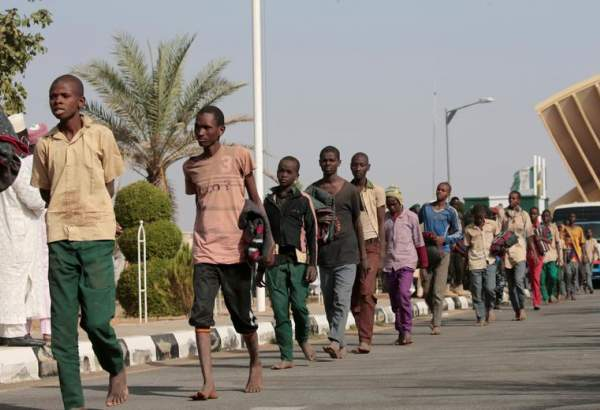 "Nigerian abducted school boys released (photo)  <img src=""/images/picture_icon.png"" width=""13"" height=""13"" border=""0"" align=""top"">"