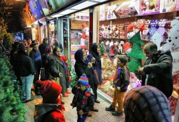 Iranian Christians mark Christmas, New Year