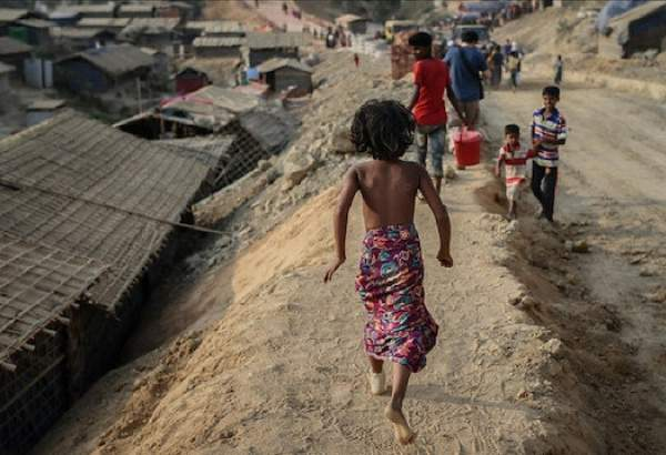 Japan, UNHCR sign $10M deal to help Rohingya