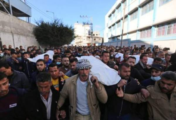 "Funeral for three Palestinian fishermen held in Gaza (photo)  <img src=""/images/picture_icon.png"" width=""13"" height=""13"" border=""0"" align=""top"">"