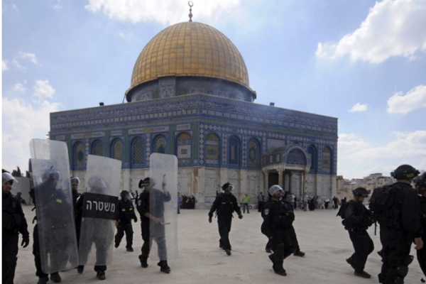 Al Aqsa Mosque guardian warns of Israeli aggression during Ramadan