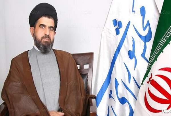 پیام حجت الاسلام سید ناصر موسوی لارگانی به مناسبت روز جهانی قدس ...